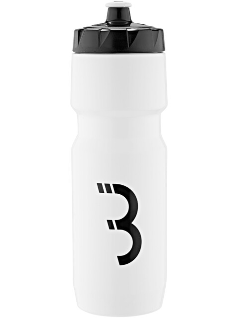 BBB CompTank XL BWB-05 Drikkeflaske 750ml hvid/sort